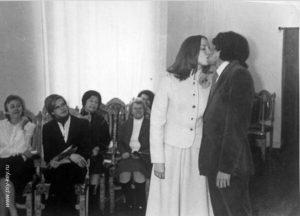 картинка Свадьба в 70-е